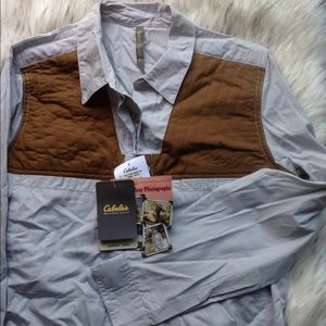 new women cabelas outfit her shirt small s tags